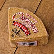 Stockan's Orkney Thick Oatcakes - 200grs