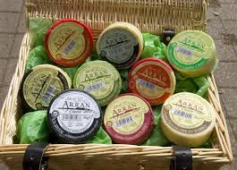 Isle of Arran Cheese - 200grs