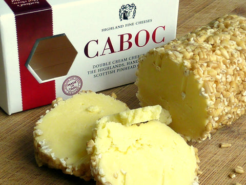 Highland Fine Cheeses - Caboc