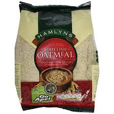 Hamlyn's Scottish Oatmeal - 500grs