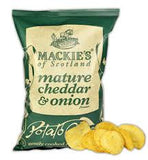 Chips Mackie's (différentes saveurs) - 150grs