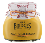 Mrs Bridges - Moutarde anglaise traditionnelle (200grs)
