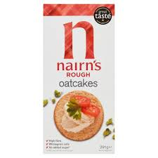 Nairn's Rough Oatcakes - 291grs