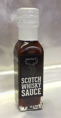 The Whisky Sauce Company -  Scotch Whisky Sauce (100ml)