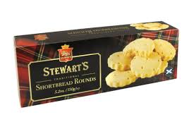 Stewart's Traditional Shortbread Rounds - 150grs