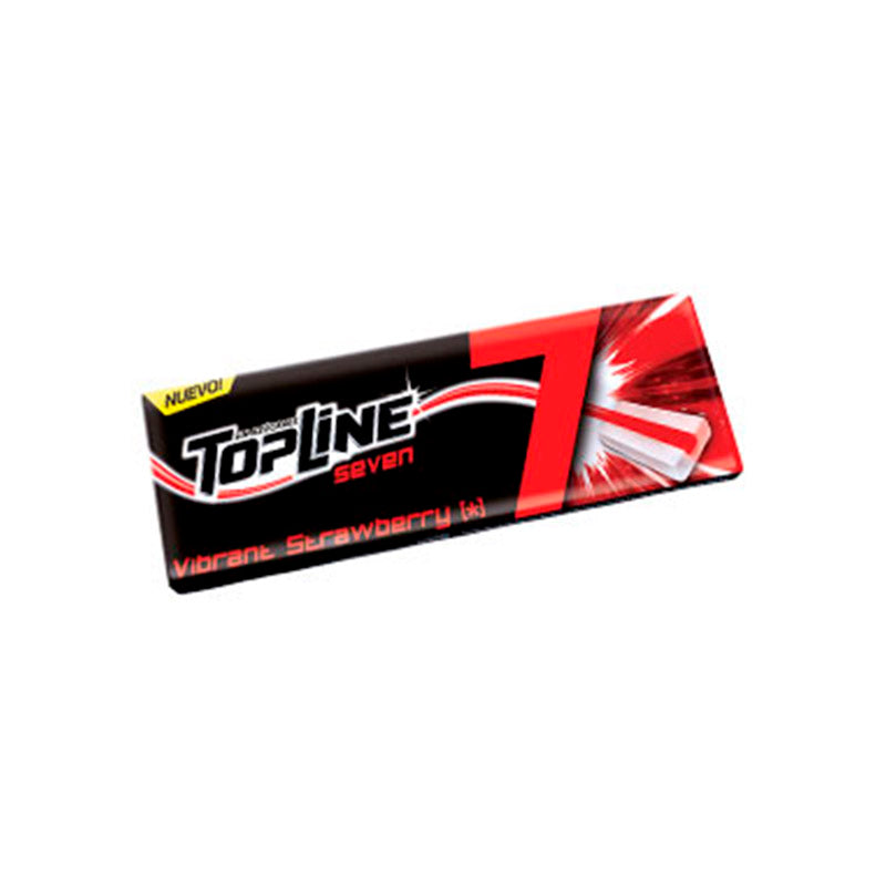 Topline 7 Strawberry x Caja