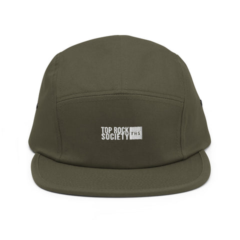 5 PANEL TOP ROCK SOCIETY TRS (Olive)