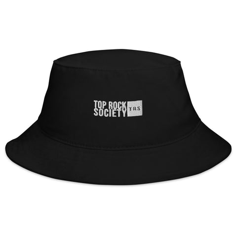 BUCKET HAT TOP ROCK SOCIETY TRS (Black)
