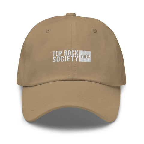 HAT TOP ROCK SOCIETY TRS (Khaki)
