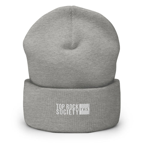 BEANIE TOP ROCK SOCIETY TRS (Grey)