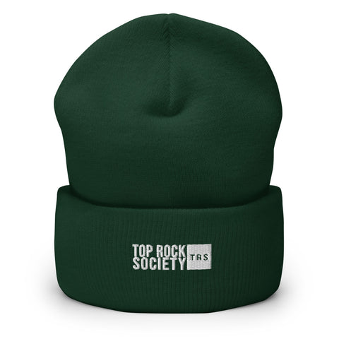 BEANIE TOP ROCK SOCIETY TRS (Green)
