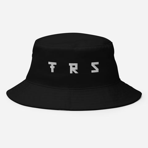 BUCKET HAT TRS I ROAD TO JAPAN (Black)