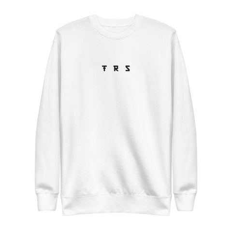 SWEATSHIRT TOP ROCK SOCIETY JAPAN COLLECTION (white)