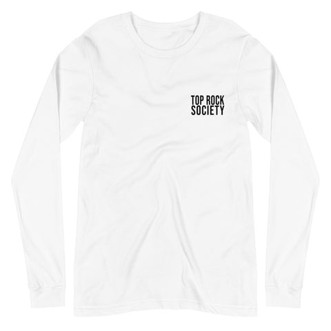 TRS BASIC HEART LONG SLEEVE TEE - Top Rock Society