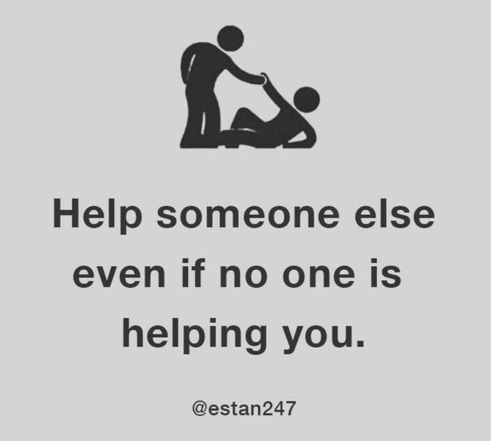 Help someone else 🤝