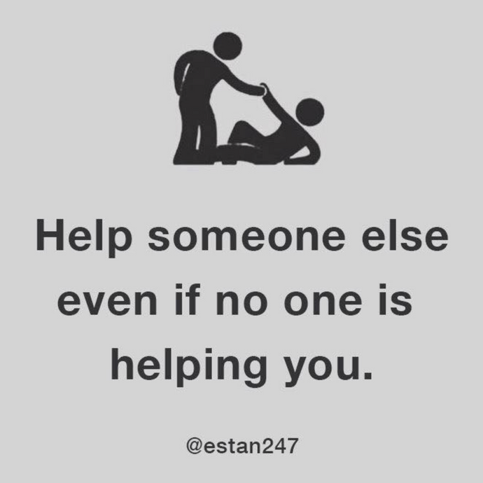 Help others ❤️