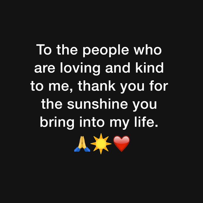 To My Loving Friends ❤️