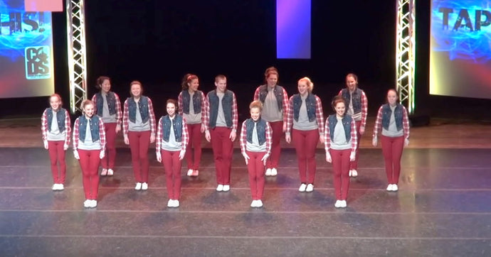 National Champions Take Stage With Heart-Pounding Clog Routine
