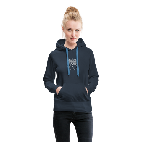 Women's Premium Hoodie - 1in400trillion