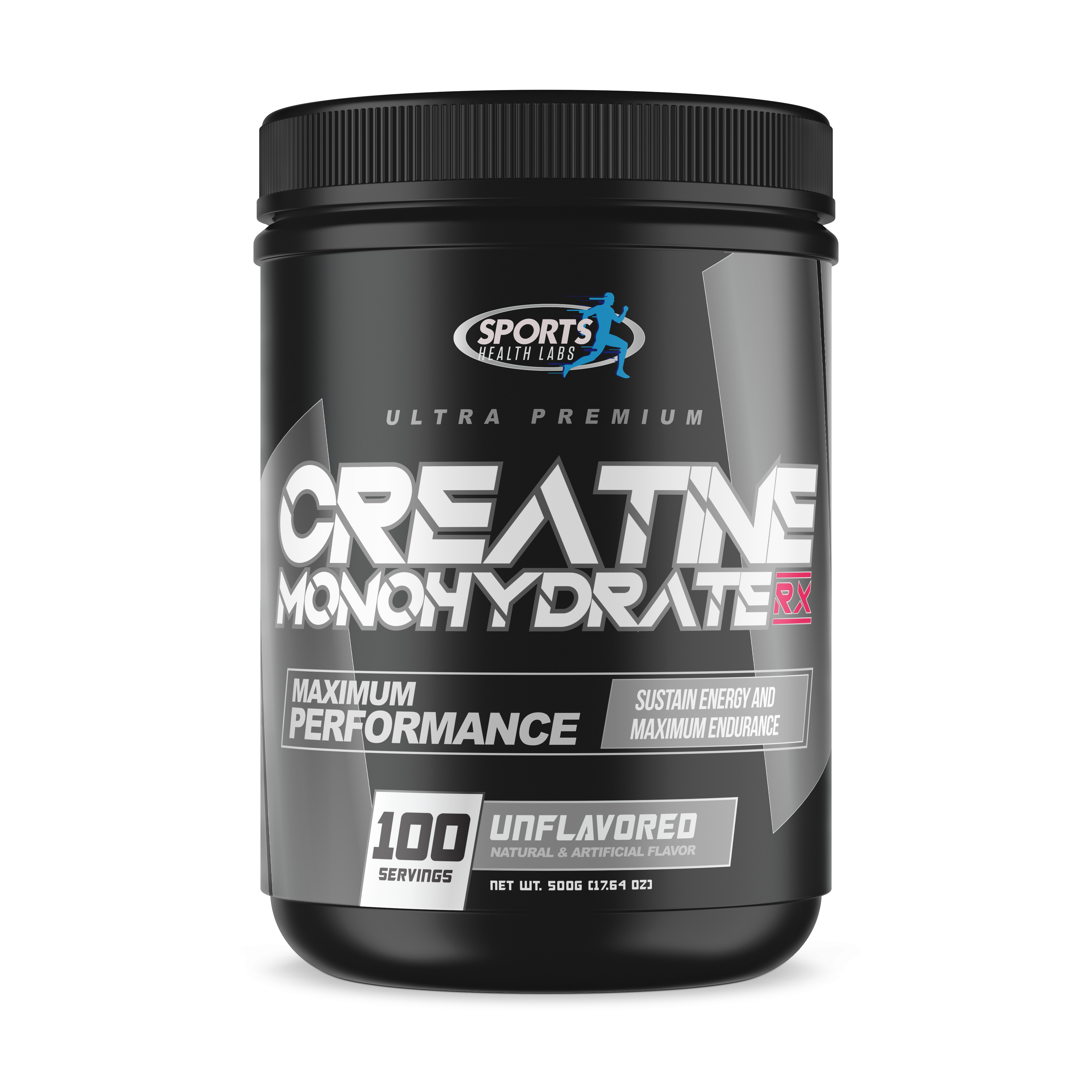 Creatine Monohydrate - Sports Health Labs