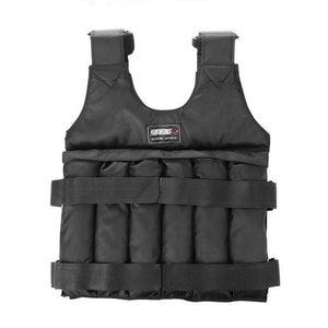 Weighted Loading Vest For Workout and Running (Max 110 lb)