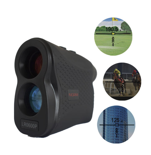 Laser Rangefinder | Laser Distance Meter for Golf, Hunting, Survey