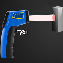 Load image into Gallery viewer, Laser Infrared Thermometer