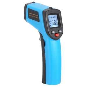 Laser Infrared Thermometer Blue