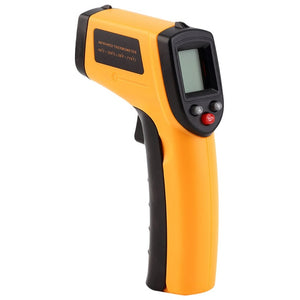 Laser Infrared Thermometer Yellow