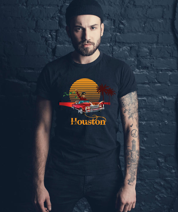 Houston Trillopoly Unisex T-Shirt