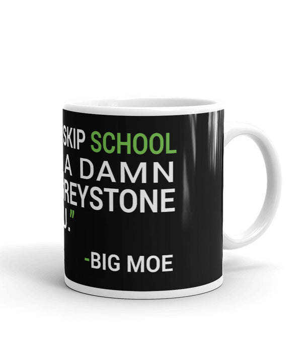 H Town Big Moe Lyrics Mug