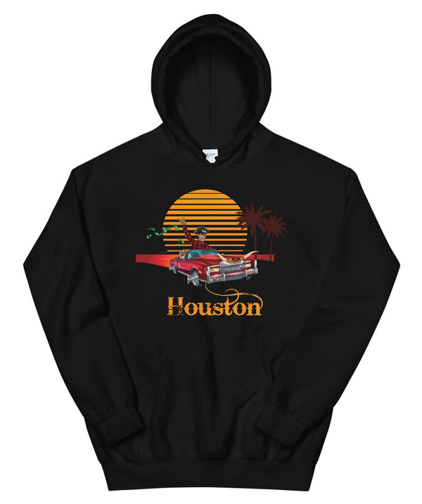 Houston Trillopoly Unisex Hoodie