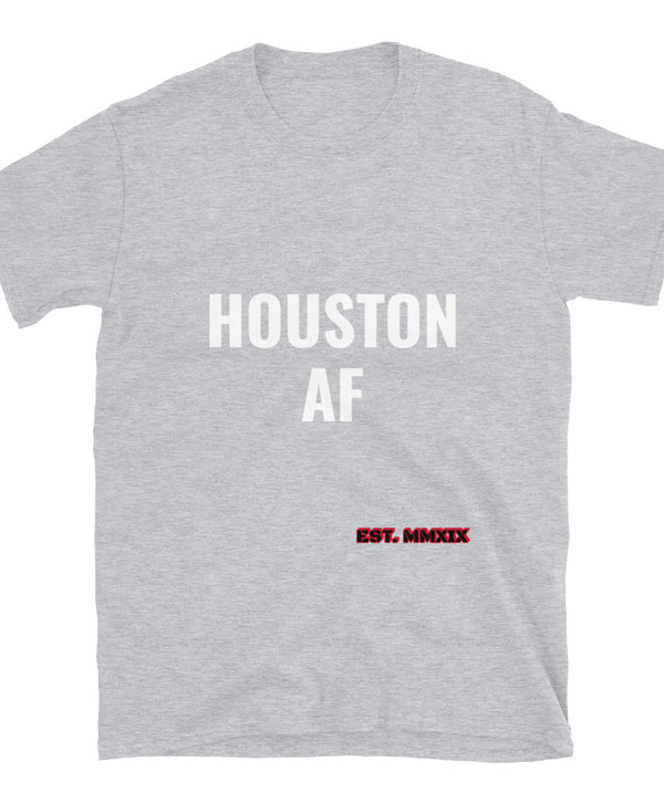 Houston AF Unisex T-Shirt