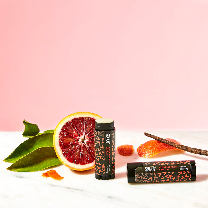 Blood Orange Vanilla Lip Balm