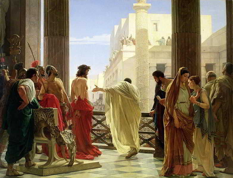Who was Pontius Pilate?