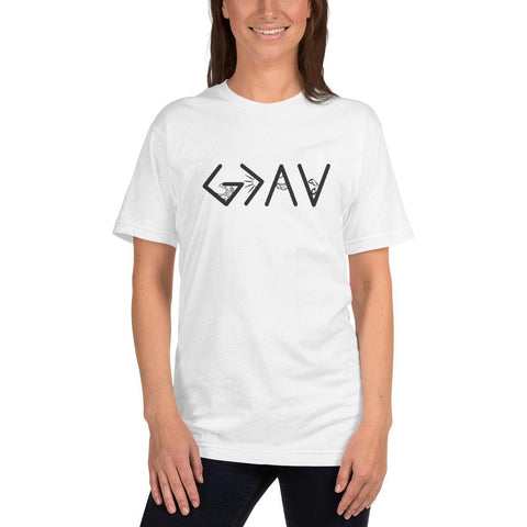 God is greater than the highs and lows-