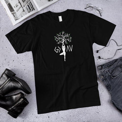 God is Greater than the Highs and Lows T-Shirt✞black