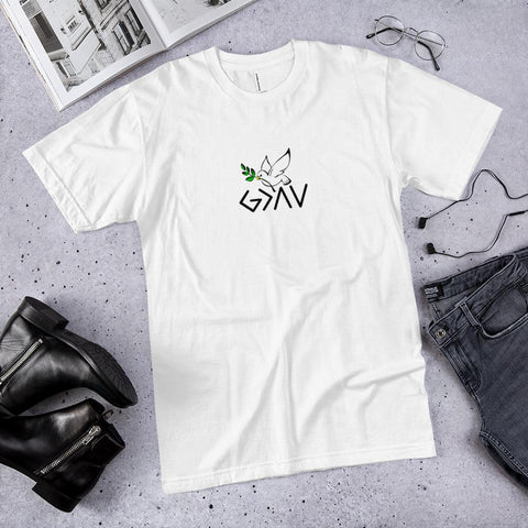 God is Greater than the Highs and Lows T-Shirt-Dove
