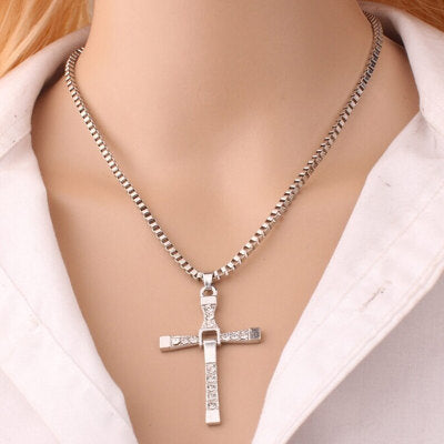 Dominic Toretto Cross Men's Pendant  Fast and Furious