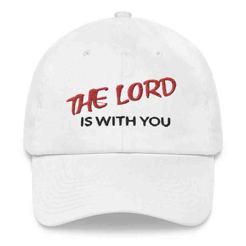 Hat Styles The Lord is with you ┼ jesuslovingyou Brand