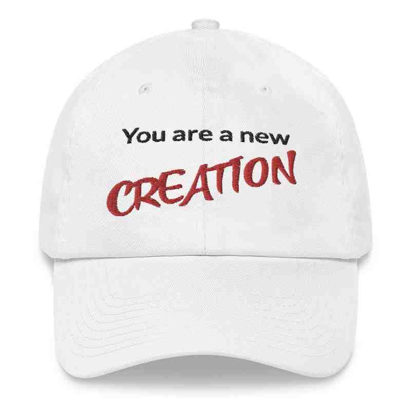 Hat Styles You are a new creation ┼ Jesuslovingyou Brand
