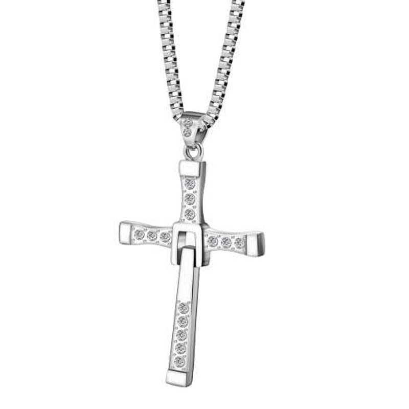 Cross Necklace Fast and Furious Dominic Toretto