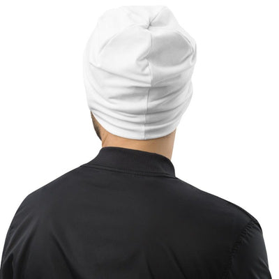 FRGVN-Double-layered Beanie -back