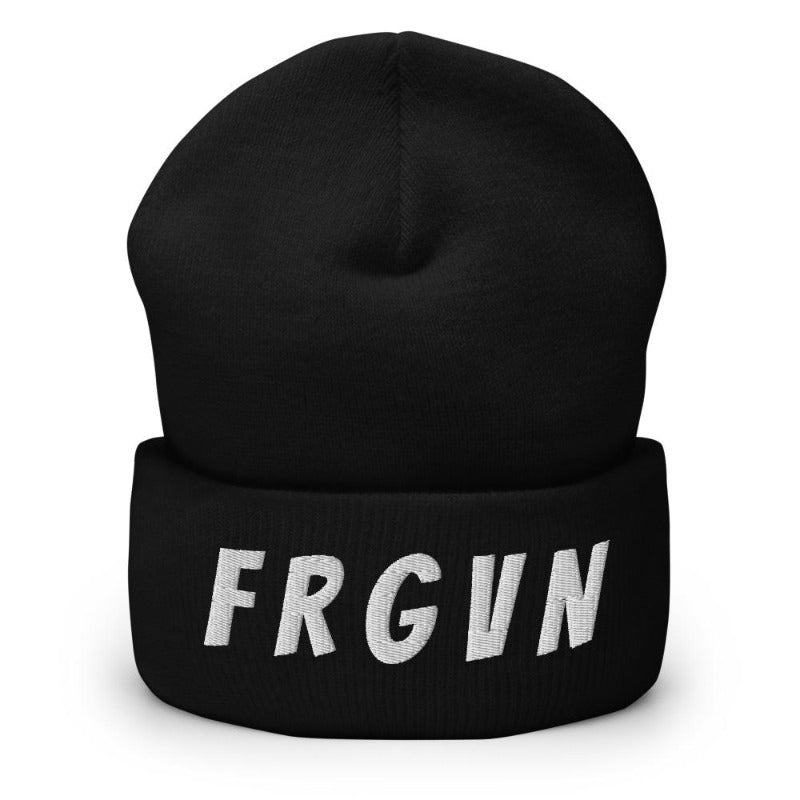 FRGVN clothing-Cuffed Beanie-men