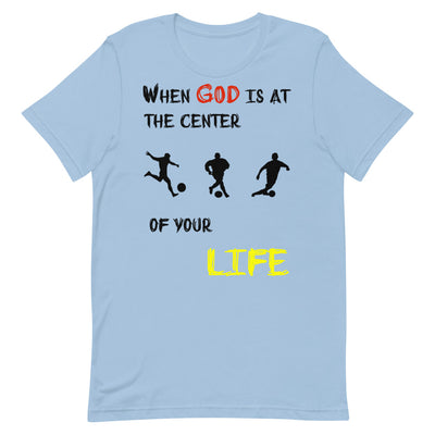 sky blue T-Shirts Soccer-christian apparel,christian mens t shirts