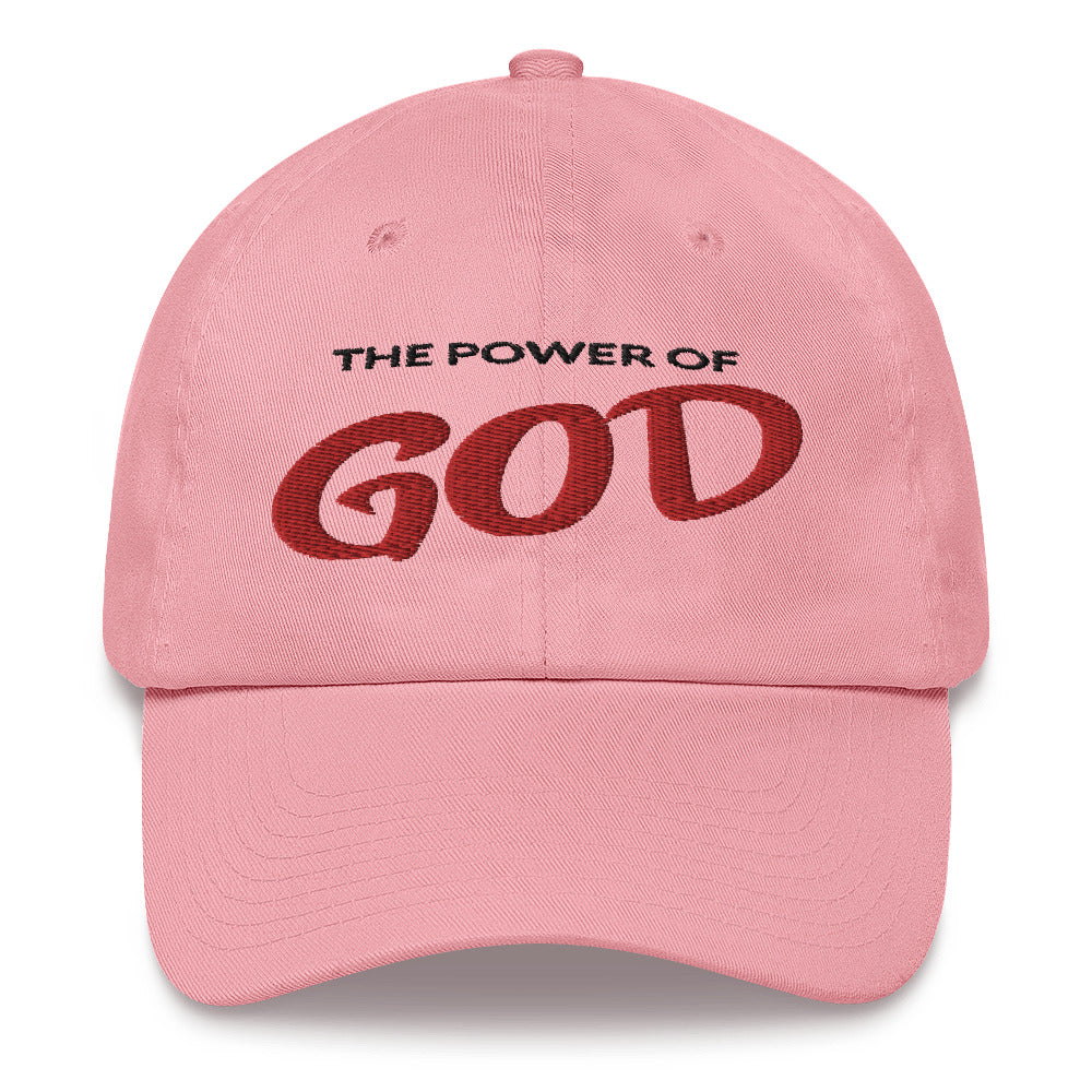 The power of God | Unisex Hat Styles