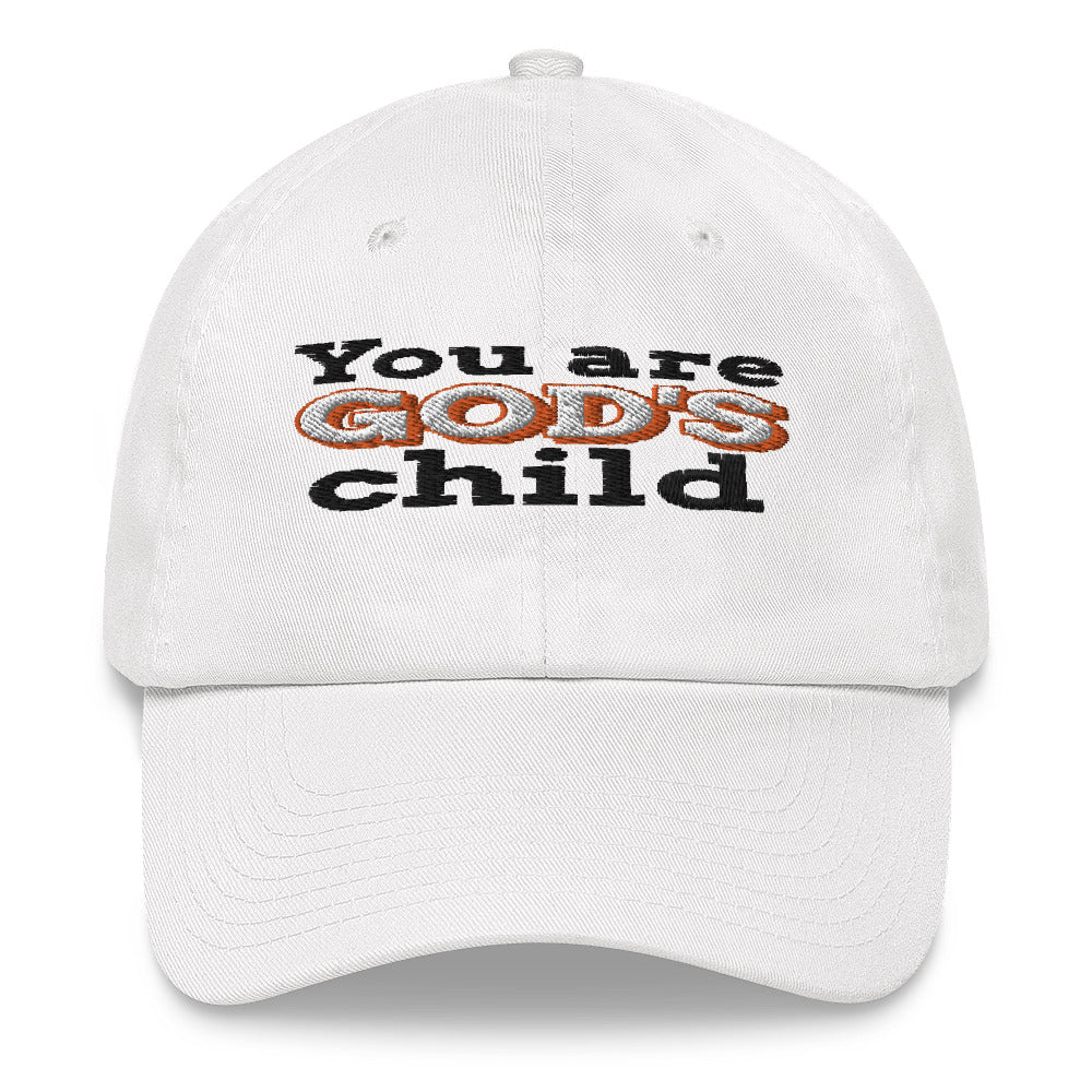 You are GOD´S child | Unisex Hat Styles