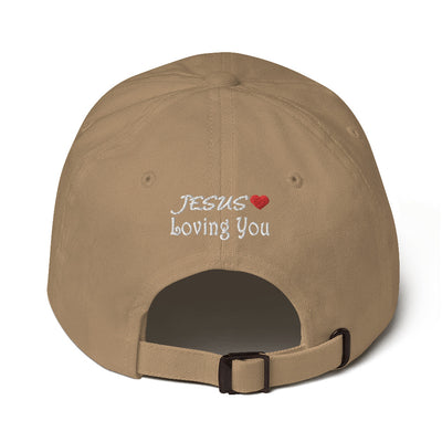 Hat Styles JESUS LOVES YOU