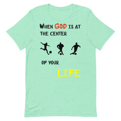 T-Shirts Soccer-christian apparel,christian mens t shirts
