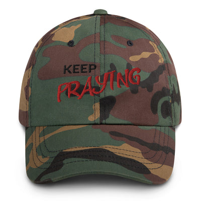 Hat Styles Keep Praying ┼ Jesuslovingyou Brand